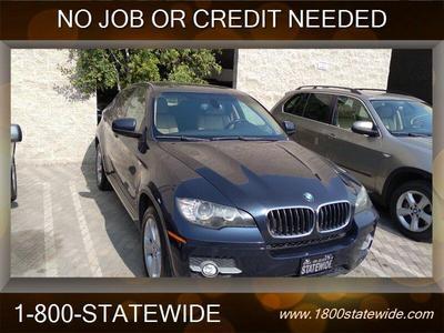 used 2009 BMW X6 car
