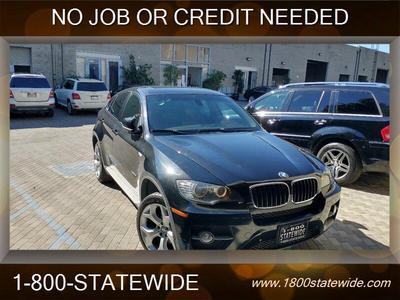 used 2010 BMW X6 car