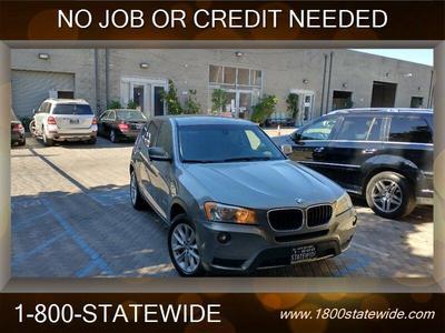 used 2013 BMW X3 car