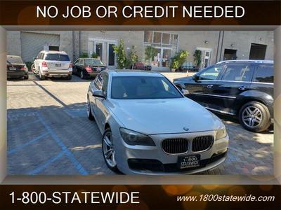used 2011 BMW 740 car