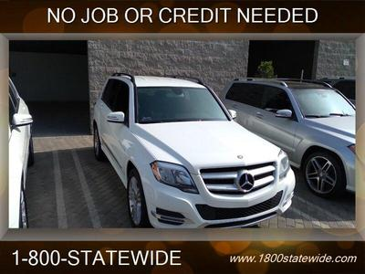 used 2015 Mercedes-Benz GLK-Class car