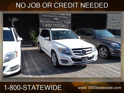 used 2014 Mercedes-Benz GLK-Class car