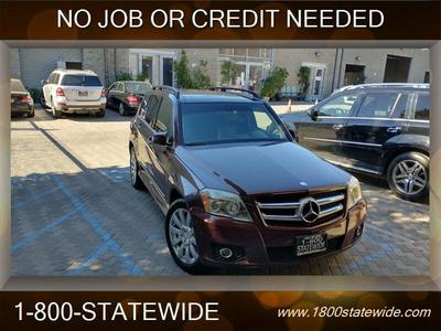 used 2010 Mercedes-Benz GLK-Class car