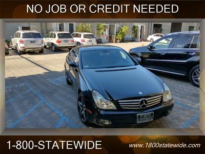 used 2009 Mercedes-Benz CLS-Class car