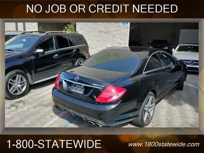 used 2008 Mercedes-Benz CL-Class car
