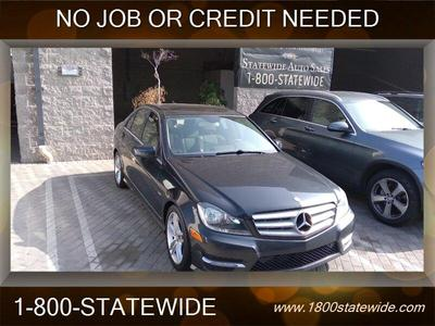 used 2012 Mercedes-Benz C-Class car
