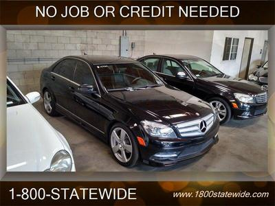 used 2011 Mercedes-Benz C-Class car