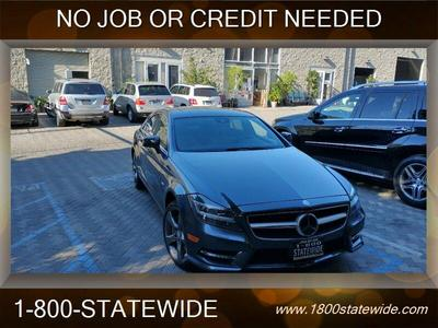used 2012 Mercedes-Benz CLS-Class car