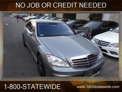used 2007 Mercedes-Benz S-Class car