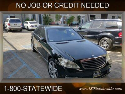 used 2008 Mercedes-Benz S-Class car