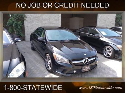 used 2015 Mercedes-Benz CLA-Class car, priced at $16,900