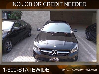 used 2014 Mercedes-Benz CLA-Class car