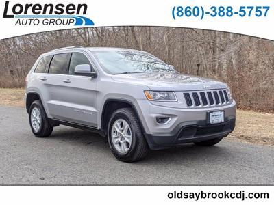 used 2016 Jeep Grand Cherokee car, priced at $20,191