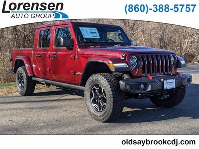 new 2021 Jeep Gladiator car
