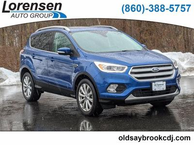 used 2018 Ford Escape car, priced at $20,791