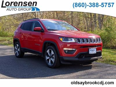 new 2020 Jeep Compass car