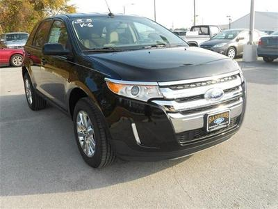 used 2012 Ford Edge car, priced at $34,509