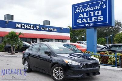 used 2018 Ford Focus car, priced at $10,999