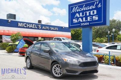 used 2018 Ford Focus car, priced at $10,799
