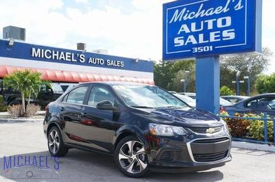 used 2019 Chevrolet Sonic car, priced at $13,199