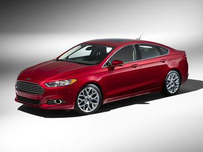 used 2015 Ford Fusion car