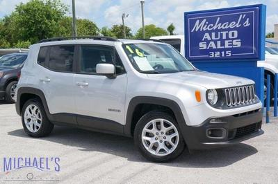 used 2016 Jeep Renegade car, priced at $10,999