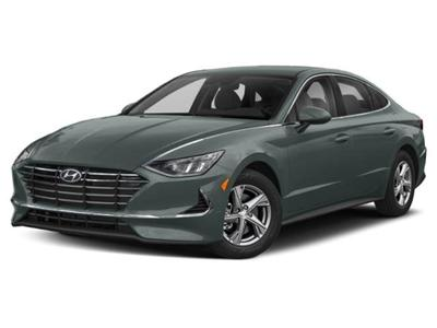 new 2021 Hyundai Sonata car, priced at $28,090