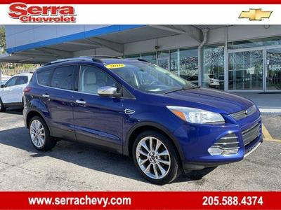 used 2016 Ford Escape car, priced at $15,180