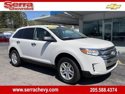 used 2012 Ford Edge car, priced at $11,588