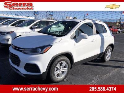 new 2020 Chevrolet Trax car, priced at $24,195