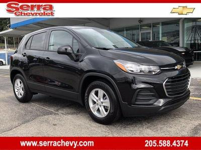 new 2021 Chevrolet Trax car, priced at $25,140