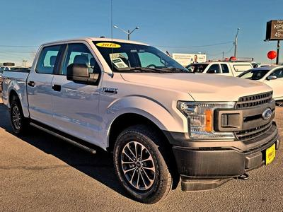 used 2018 Ford F-150 car, priced at $27,999