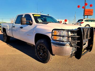 used 2012 Chevrolet Silverado 2500 car, priced at $25,999