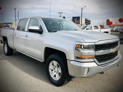 used 2016 Chevrolet Silverado 1500 car, priced at $28,407