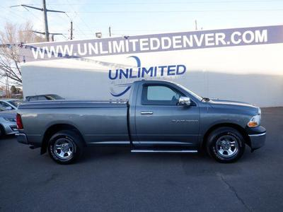used 2012 Ram 1500 car, priced at $9,299