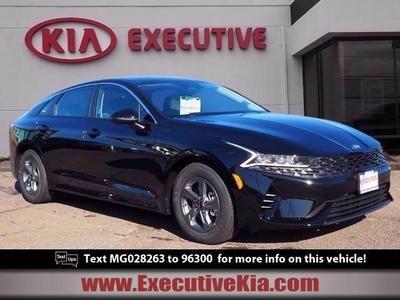 new 2021 Kia K5 car, priced at $23,437