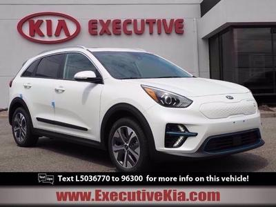 new 2020 Kia Niro EV car, priced at $44,395
