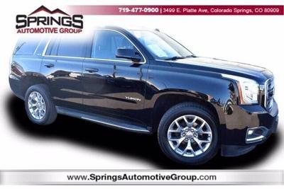 used 2015 GMC Yukon car, priced at $33,099