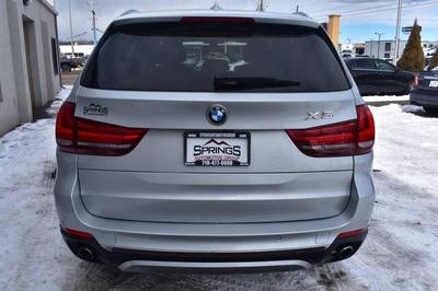 used 2016 BMW X5 car, priced at $27,799