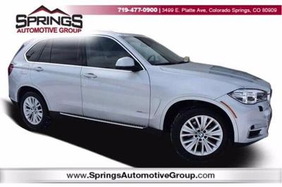 used 2016 BMW X5 car, priced at $29,299