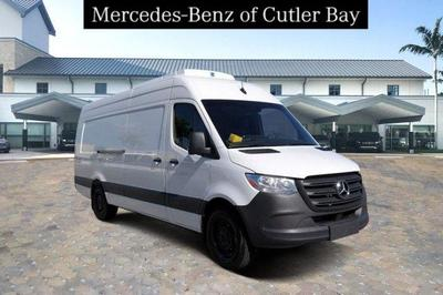 new 2019 Mercedes-Benz Sprinter 3500 car, priced at $51,360
