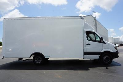 used 2018 Mercedes-Benz Sprinter 3500 car, priced at $44,383