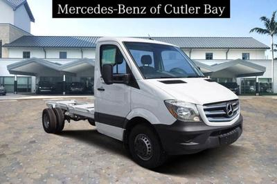 used 2018 Mercedes-Benz Sprinter 3500 car, priced at $44,260