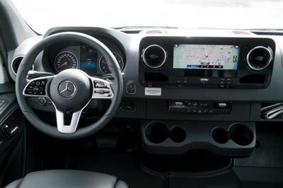 new 2019 Mercedes-Benz Sprinter 3500XD car, priced at $79,597