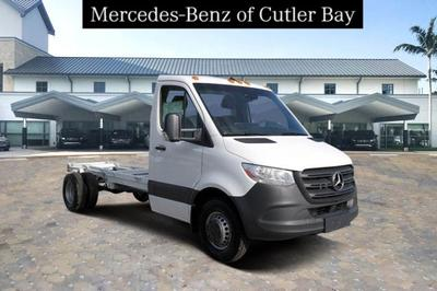used 2019 Mercedes-Benz Sprinter 3500XD car, priced at $47,267