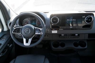 new 2019 Mercedes-Benz Sprinter 3500XD car, priced at $79,597