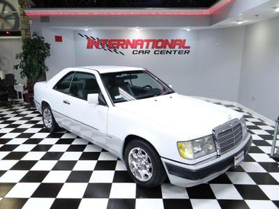used 1992 Mercedes-Benz E-Class car, priced at $7,990