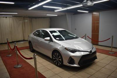 used 2019 Toyota Corolla car, priced at $16,800