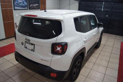 used 2016 Jeep Renegade car, priced at $15,995