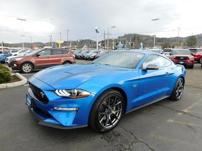 new 2020 Ford Mustang car, priced at $41,980